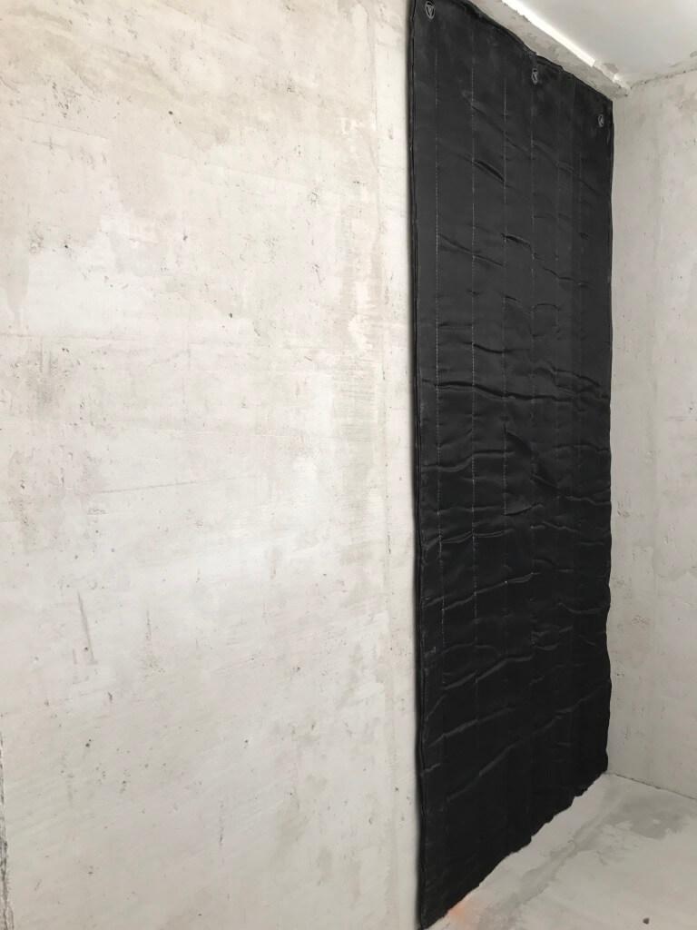 Звукоизоляция стен под штукатурку
